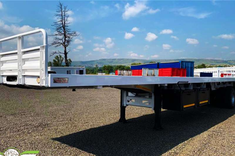 Roadhog Trailers Flat deck 2010 Roadhog Flat Deck 2010