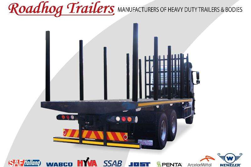 Roadhog Trailers Flat deck Flat Deck Rigid 2019