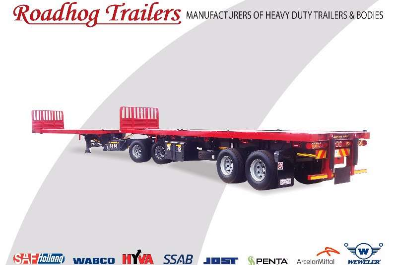 Roadhog Trailers Interlink Flat Deck Link 2019