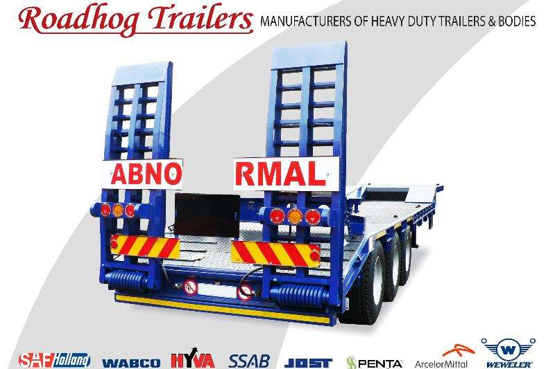 Roadhog Trailers Stepdeck 30 Ton Stepdeck 2019