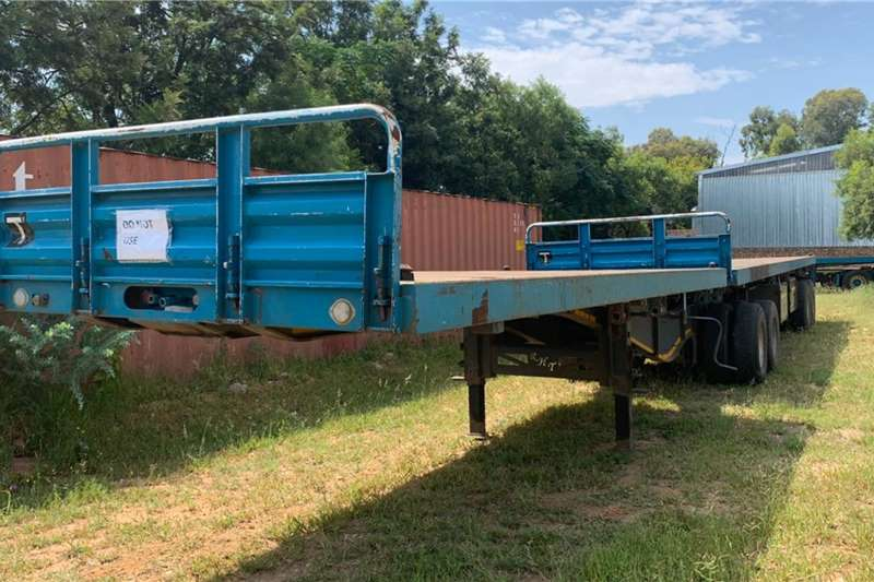 Roadhog Trailers Superlink Flatdeck (Viewing by appointment only) 2015