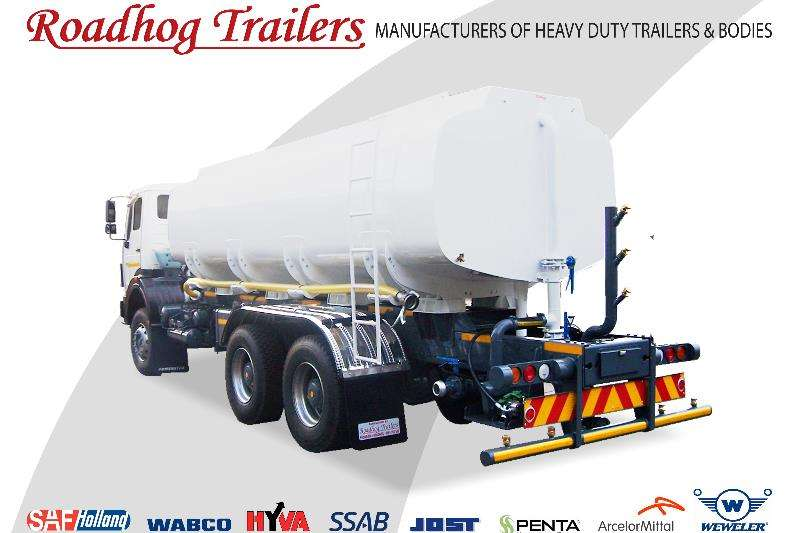 Roadhog Trailers Water Tanker 16000 Litre Water Tanker 2019