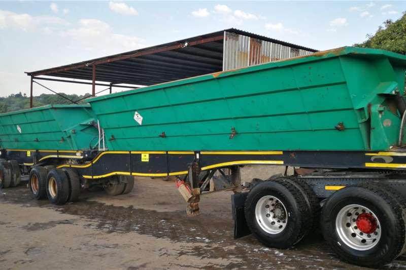 2017 SA Truck Bodies  36 Cube