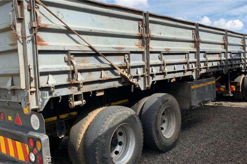 SA Truck Bodies 2007 SA Truck Bodies Flat Deck Superlink Trailers