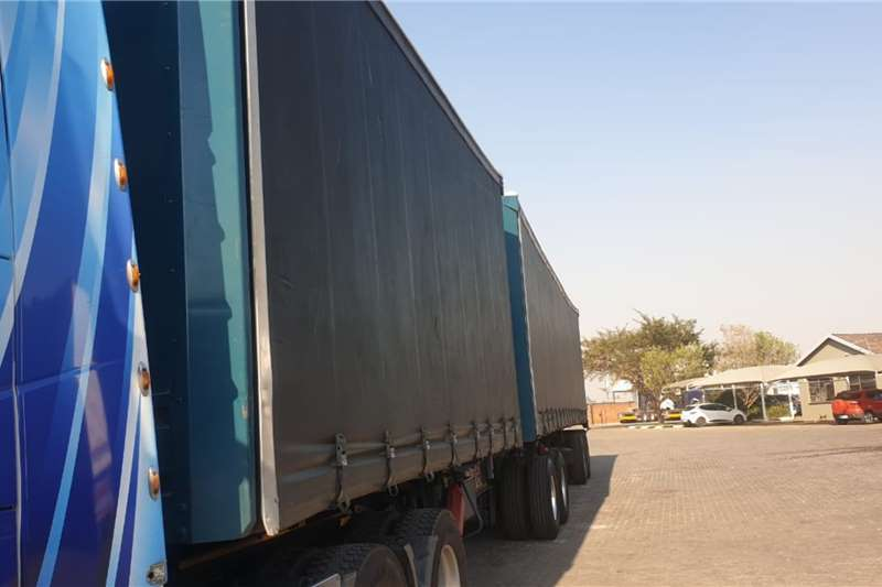 SA Truck Bodies Trailers 2011 STRB SUPER LINK TAUTLINER 2011