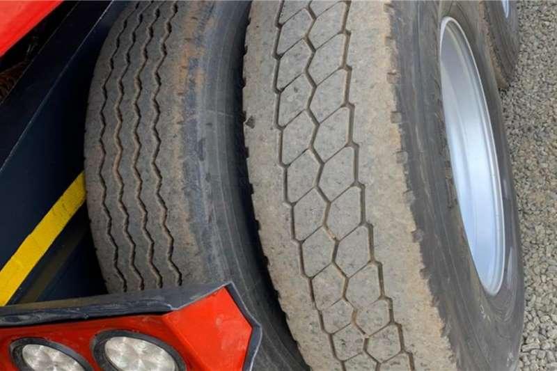 SA Truck Bodies 2014 SA Truck Bodies Flat Deck Superlink Trailers