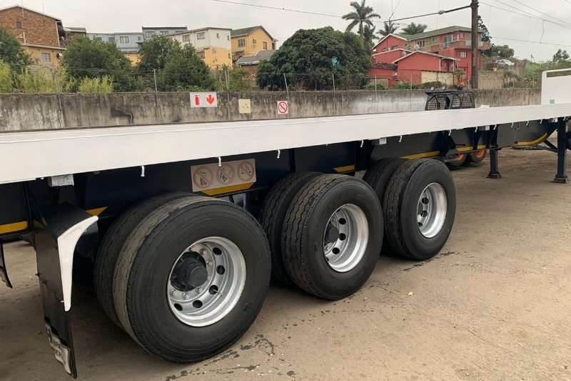SA Truck Bodies Trailers 2016