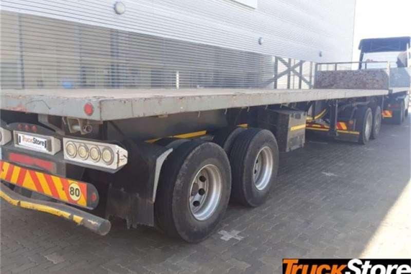 SA Truck Bodies Trailers ATRUCKBODIEFLATDE 2015