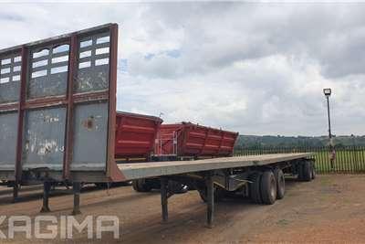 SA Truck Bodies Flat Dec Link 6/12 Trailers