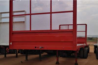 SA Truck Bodies Flat deck SA TRUCK BODIES SUPERLINK FLAT DECK Trailers
