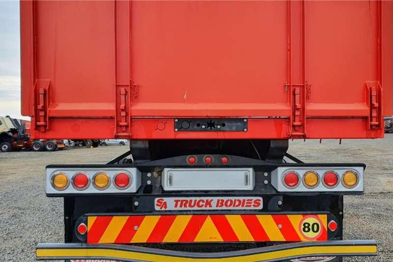 SA Truck Bodies Flat deck SA TRUCK BODIES SUPERLINK FLAT DECK Trailers