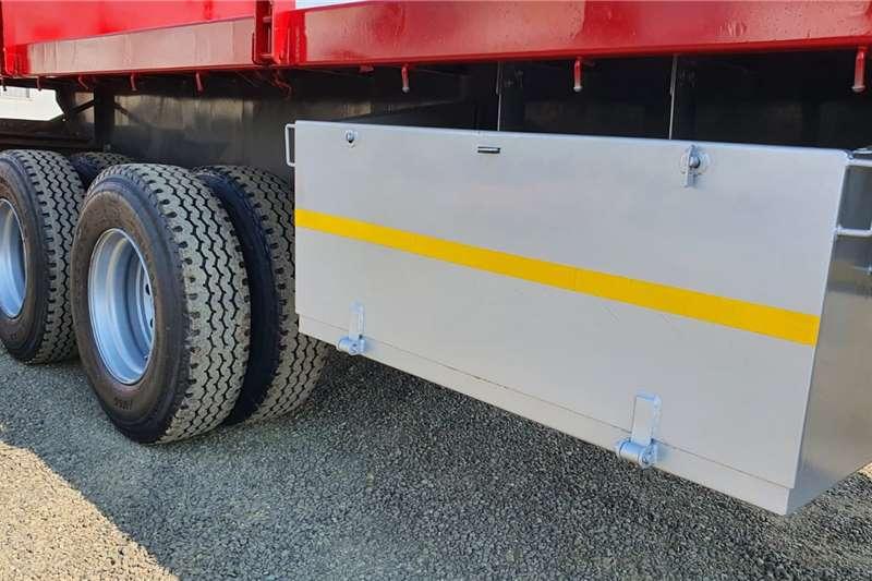 SA Truck Bodies Flat deck SA TRUCK BODIES SUPERLINK FLAT DECK TRAILER Trailers