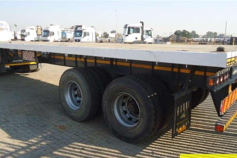 SA Truck Bodies Flat Deck Super Link Trailer Trailers