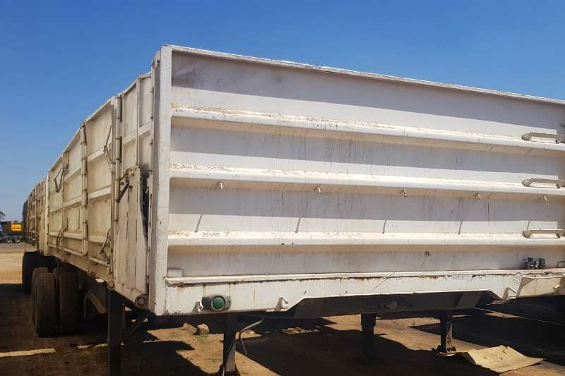 SA Truck Bodies Trailers Mass side Mass side Tip 2011