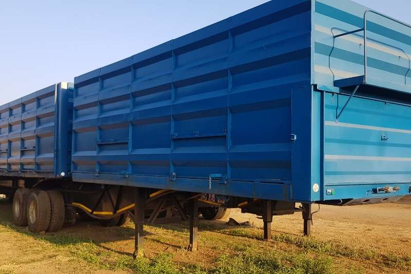 SA Truck Bodies Trailers Mass side Massides 2008