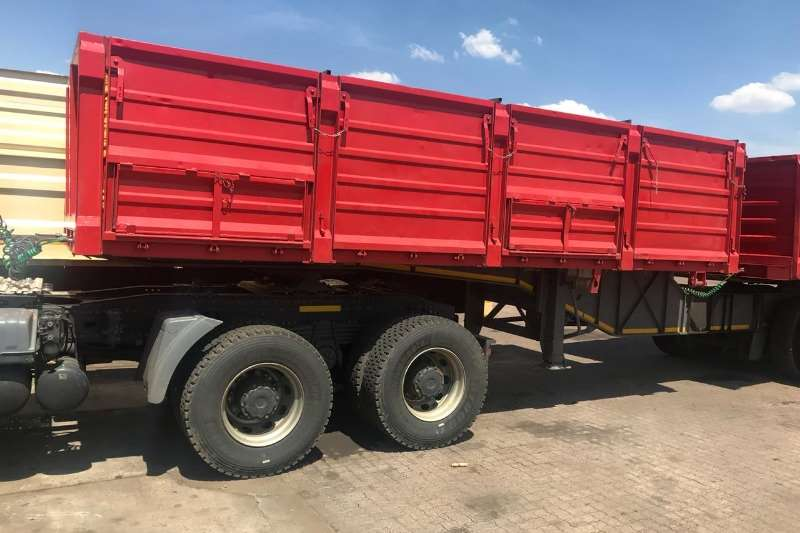 2002 Sa Truck Bodies Used Mass Side Trailers Trucks For