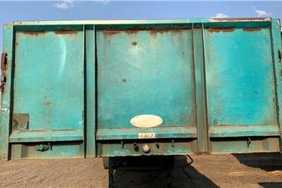 SA Truck Bodies SA Truck Bodies Flat Deck Superlink Trailers