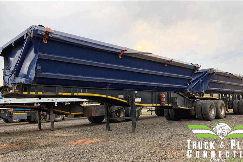 SA Truck Bodies Trailers Side tipper 2008 SA Truck Bodies Side Tipper Link 2008