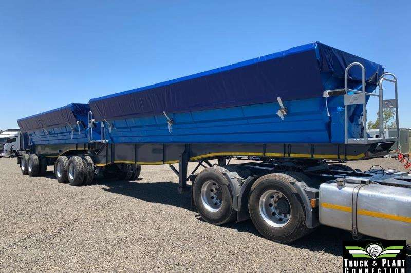 SA Truck Bodies Trailers Side tipper 2016 SA Truck Bodies Side Tipper Link 2016