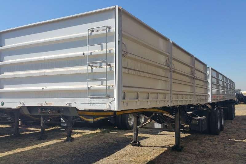 SA Truck Bodies Trailers Side tipper Dropside Side Tipper link 2019