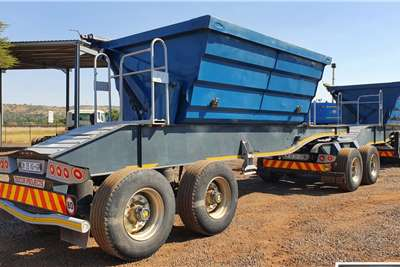 SA Truck Bodies SIDE TIPPER LINK Trailers