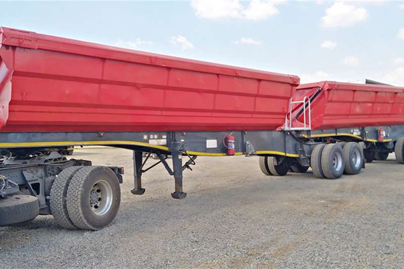 2014 Sa Truck Bodies Sa Truck Bodies Side Tipper Side Tipper Trailers Trucks For Sale In Gauteng R 350 000 On Truck Trailer