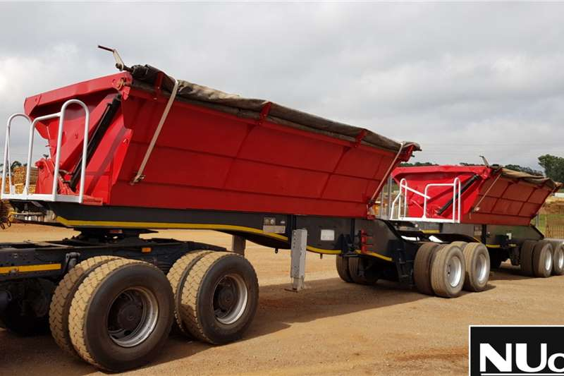 SA Truck Bodies Trailers Side tipper SA TRUCK BODIES SIDE TIPPER LINK 2014