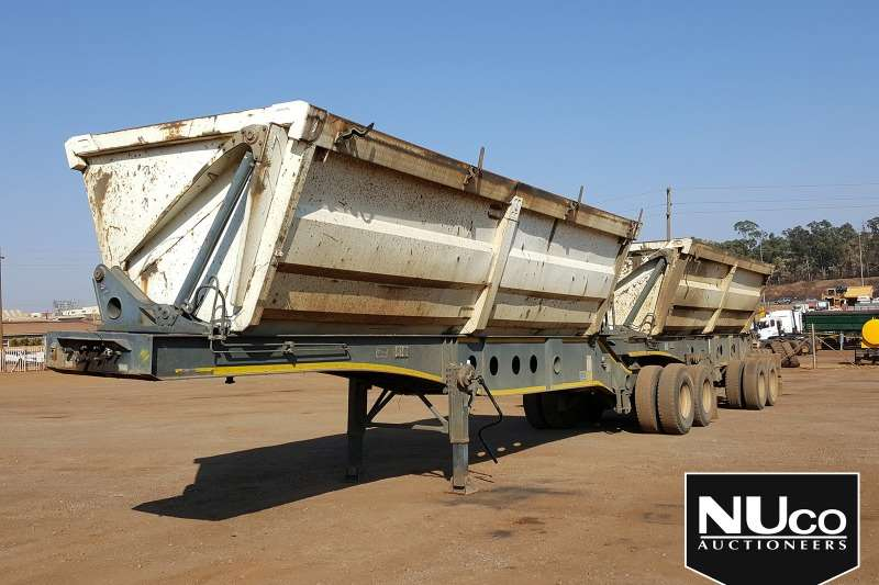 Sa Truck Bodies Sa Truck Bodies Side Tipper Link Trailer Built Up Side Tipper Trailers For Sale In Gauteng On Agrimag