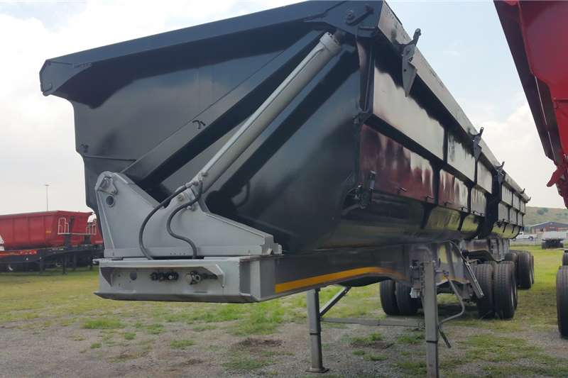 SA Truck Bodies Trailers Side tipper Side tip link 2008