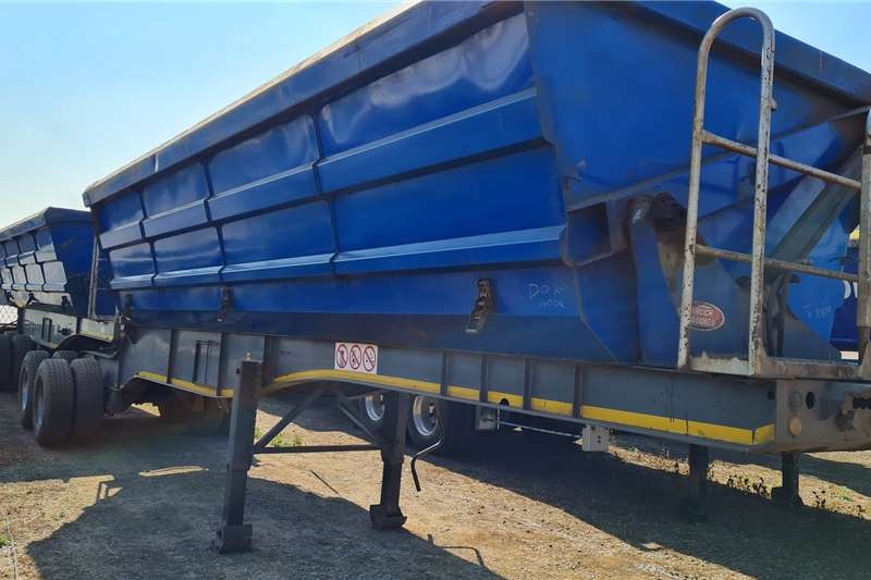 SA Truck Bodies Side tipper Side tip link Trailers