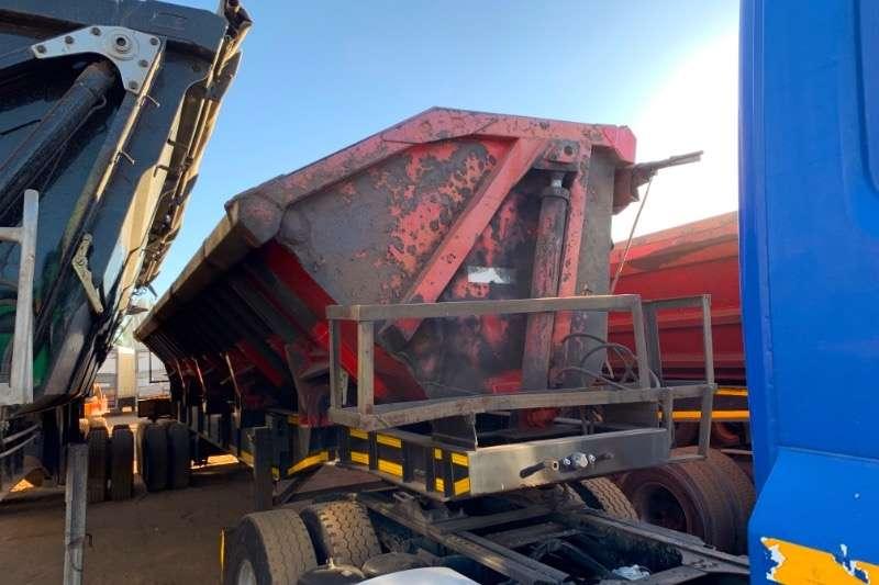 SA Truck Bodies Trailers Side tipper TRI AXLE 2006