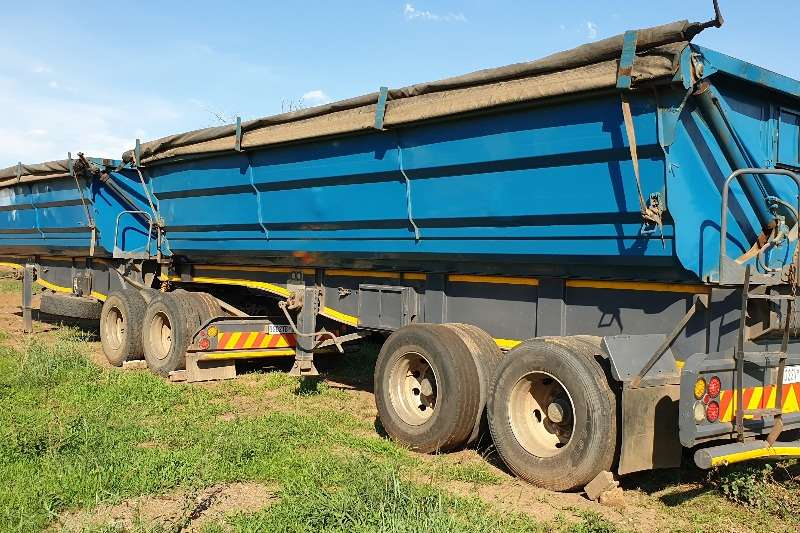 SA Truck Bodies Trailers Side tipper Used 2011