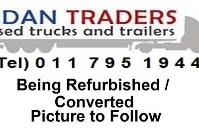 SA Truck Bodies Skeletal 14.5M Tri Axle Trailers