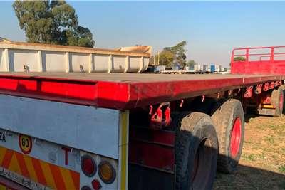 SA Truck Bodies SUPER LINK FLAT DECK Trailers