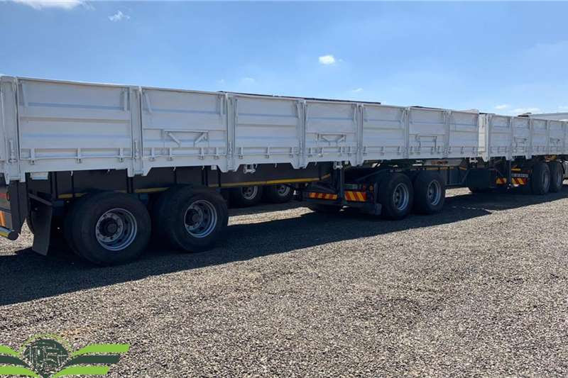 SA Truck Bodies Trailers Superlink 1996 SA Truck Bodies Superlink 1996