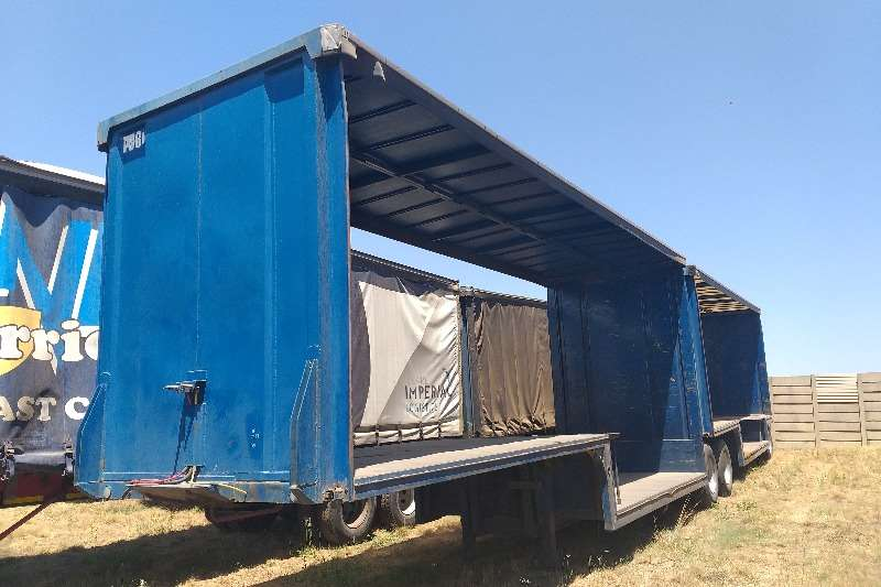 SA Truck Bodies Trailers Superlink 1996 SA Truck Bodies Superlink Tautliner 1996