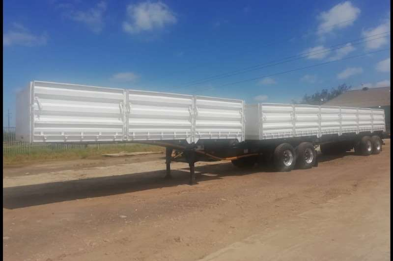 SA Truck Bodies Trailers Superlink 2013