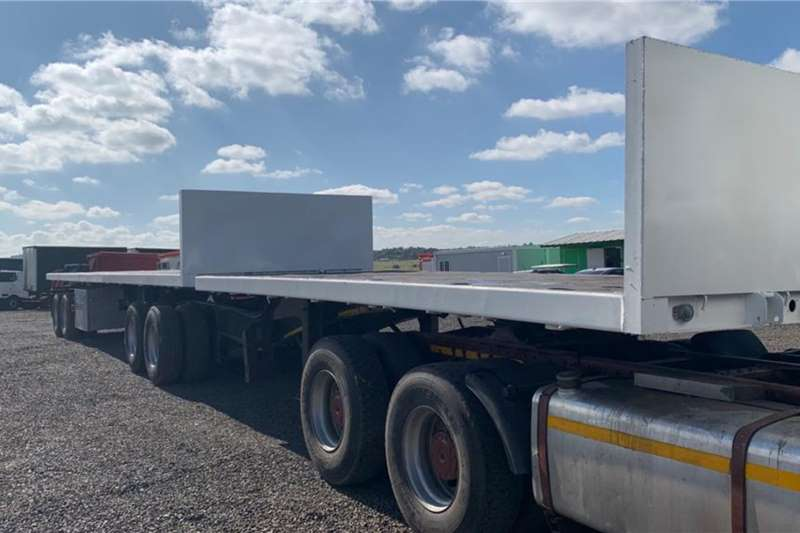 SA Truck Bodies Trailers Superlink 2013 Sa Truck bodies flatdeck superlink 2013