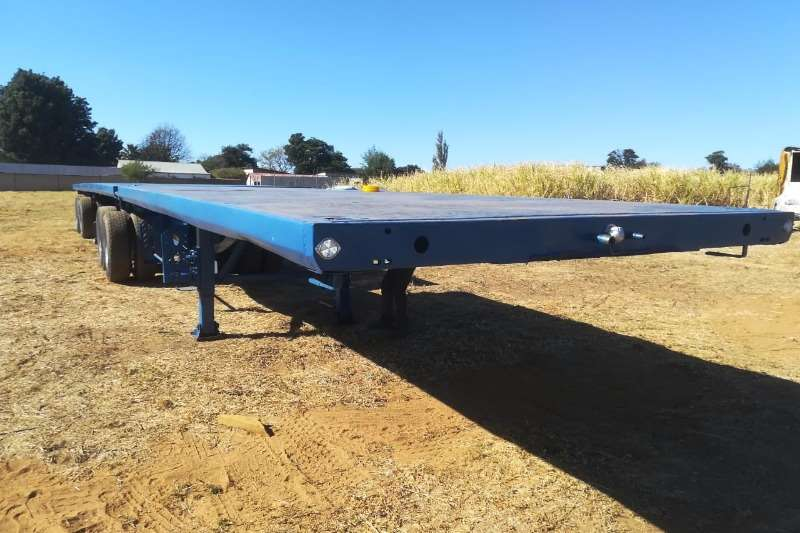 SA Truck Bodies Trailers Superlink 6 / 12 Superlink 2008