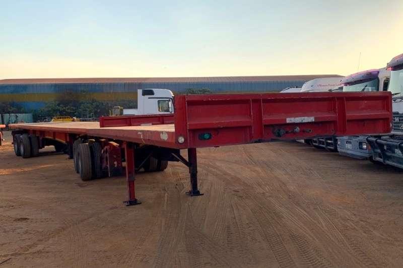 SA Truck Bodies Trailers Superlink FLAT DECK 2013