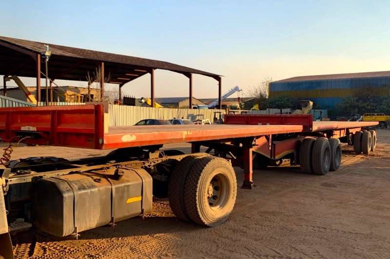 SA Truck Bodies Trailers Superlink FLAT DECK 2014