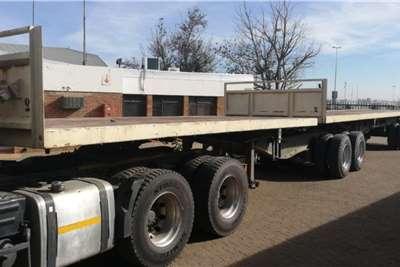 SA Truck Bodies Superlink Superlink flatdeck Trailers
