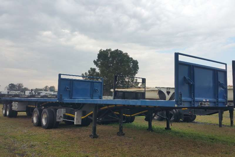 SA Truck Bodies Trailers Superlink Superlink Flatdeck 2018