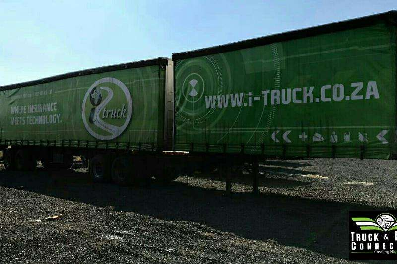 SA Truck Bodies Trailers Tautliner 2001 SA Truck Bodies Super Link Tautliner 2001