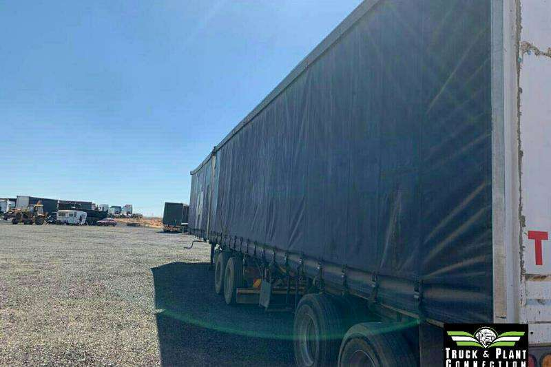 SA Truck Bodies Trailers Tautliner 2005 SA Truck Bodies Tautliner 2005