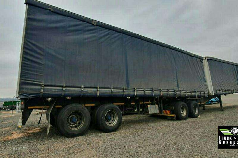SA Truck Bodies Trailers Tautliner 2005 SA Truck Bodies Tautliners 2005