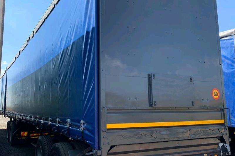 SA Truck Bodies Trailers Tautliner 2011 SA Truck Bodies Tautliner 2011