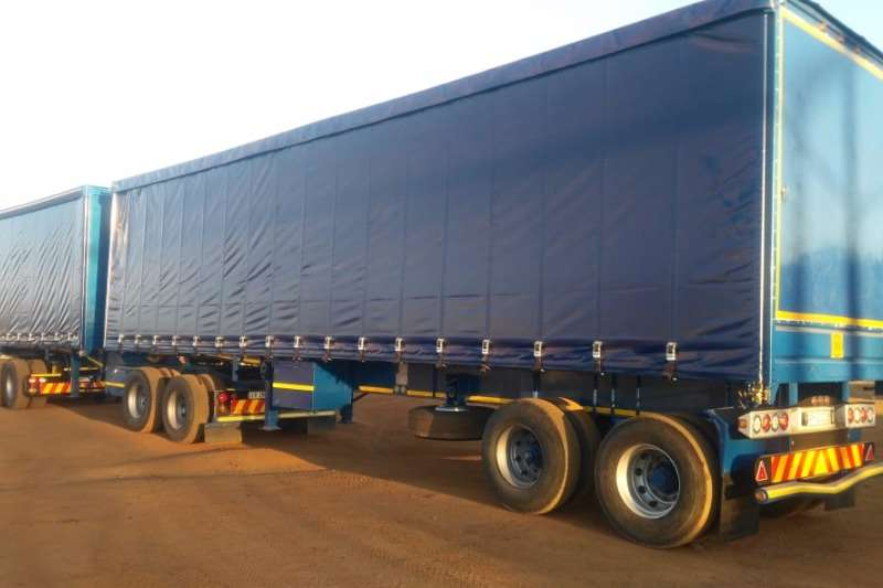 2000 Sa Truck Bodies 6 12 Tautliner Trailers Trucks For Sale In Gauteng R 235 000 On Truck Trailer