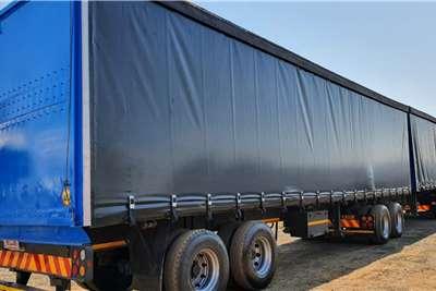 SA Truck Bodies Tautliner S A TRUCK BODIES SUPERLINK TAUTLINER Trailers