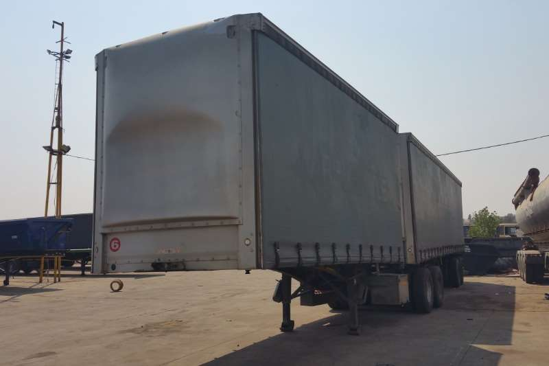 SA Truck Bodies Trailers Tautliner Superlink Tautliner 2017
